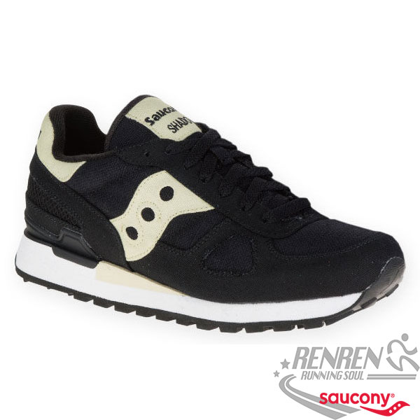 SAUCONY  SHADOW ORIGINAL VEGAN 男復古鞋 (黑)