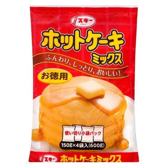 日本奧本 Suki得用鬆餅粉600g/蛋糕粉/4970033281171