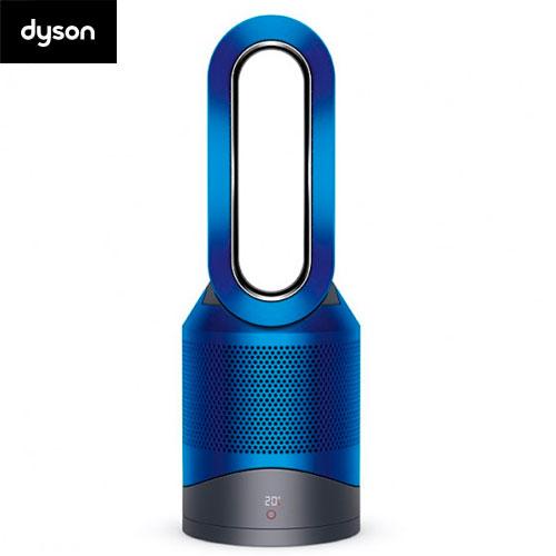 Dyson pure hot+cool link HP02 智慧空氣清淨 涼暖氣流倍增器(科技藍)