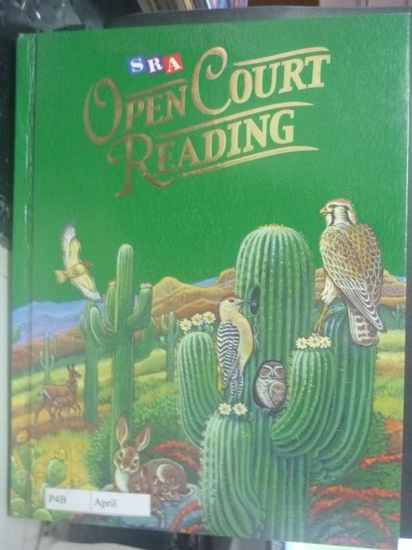 【書寶二手書T3/原文書_ZCI】Open Court Reading_Bereiter