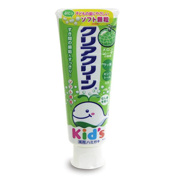KAO 花王幼兒牙膏-哈蜜瓜
