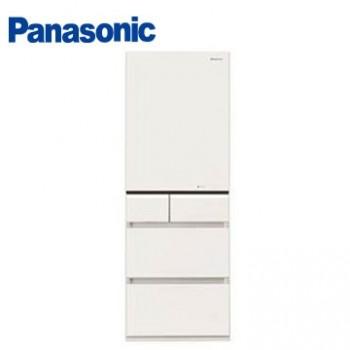 Panasonic 430公升五門變頻冰箱(NR-E430VG-W1(翡翠白))