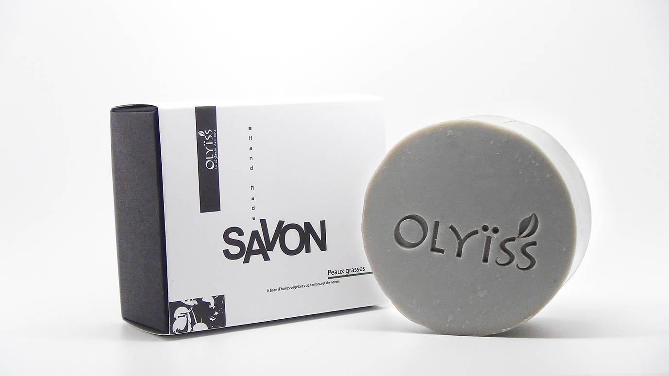 Olyiss歐莉仕-油光掰掰-瓊崖海棠皂