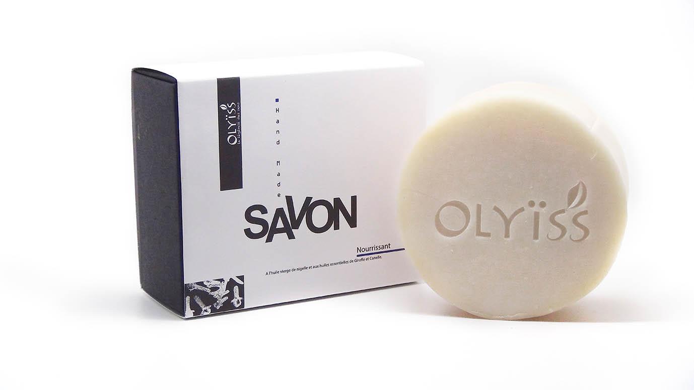 Olyiss歐莉仕-豐富滋養-黑種草丁香皂