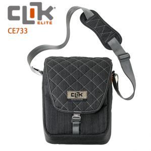 【CLIK ELITE】美國戶外攝影品牌 經典單肩攝影側背包SCHULTER CE733