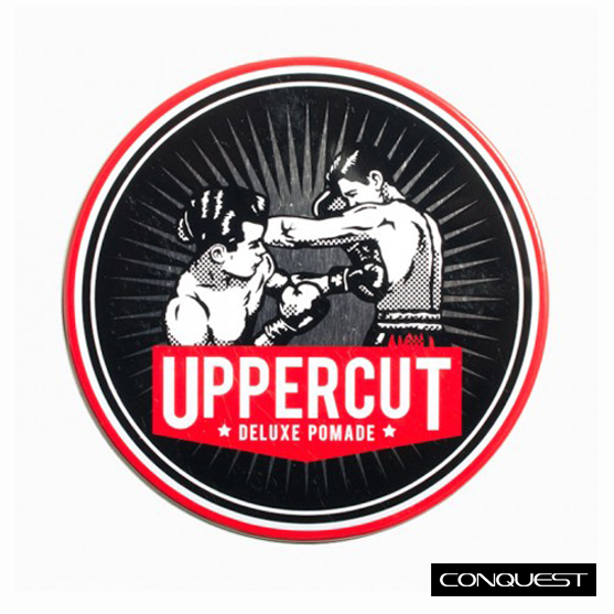 Uppercut Deluxe Pomade 水洗式髮油 澳洲 拳擊手 油頭 Suavecito Reuzel byrd