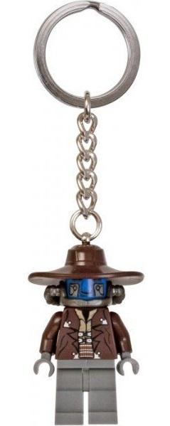 ►法西歐_桃園◄ LEGO 樂高 KEYCHAIN 鑰匙圈 STAR WAR 星際大戰 凱德貝恩 賞金獵人
