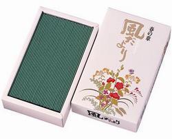 【嵐香堂】日本香堂 風的故事 春之章 線香