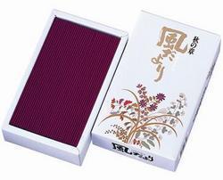 【嵐香堂】日本香堂 風的故事 秋之章 線香