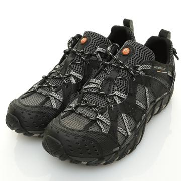 ├登山樂┤美國MERRELL WATERPRO MAIPO 男-水陸兩棲運動鞋 黑 # ML80053