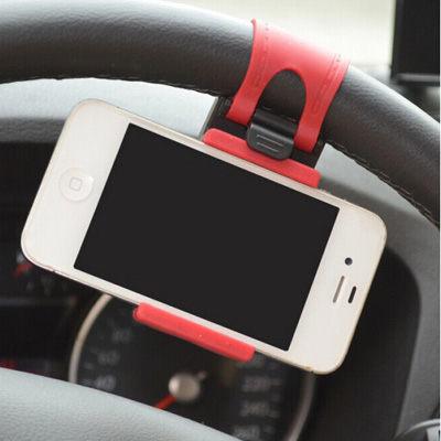 方向盤手機夾 方向盤手機架 手機夾 車架 手機支架