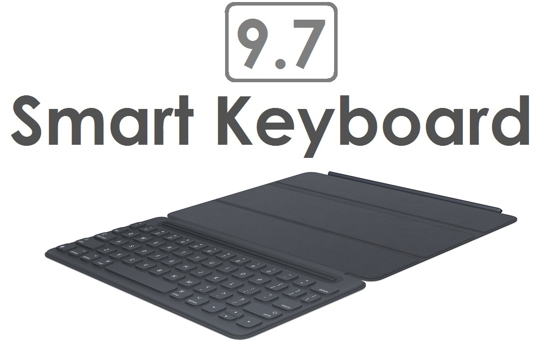 【原廠現貨】蘋果原廠 APPLE Smart Keyboard(9.7吋 iPad Pro 專用)鍵盤 皮套