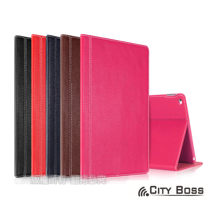 iPad mini 4/mini4 平板保護套 CITY BOSS 完美頭層真牛皮 Apple mini2/mini3 真皮平板側掀保護皮套/隱形 磁扣/磁吸/背蓋/支架/軟殼/保護殼/保護套