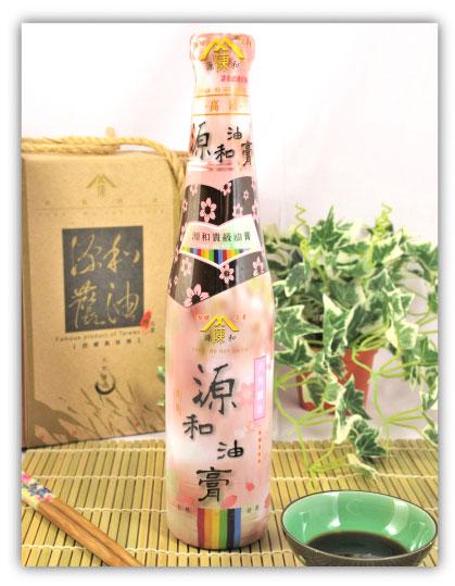 【陳源和醬油】貴級醬油膏