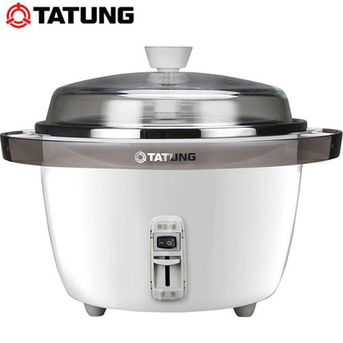 TATUNG 大同 6人份多星球電鍋 TAC-06HT 買就送雙層不銹鋼保溫飯盒