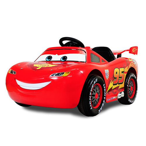 【兒童電動車】CARS 雙驅電動車-高端版 D8060 (可遙控)