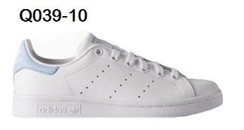 Adidas Stan Smith經典愛迪達史密斯系列 全色系 粉色 綠 百搭 男女 情侶鞋 休閒鞋【Q0039】潮