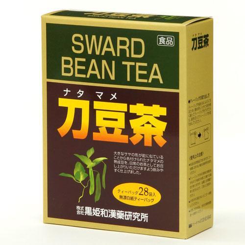 日本代購預購 刀豆茶 日本黑姬和漢 28袋  滿600免運 013-112