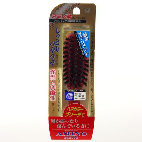 日本代購預購 滿600免運  日本製 豬鬃梳子 鬃毛髮刷 美髮梳 梳子 660-163