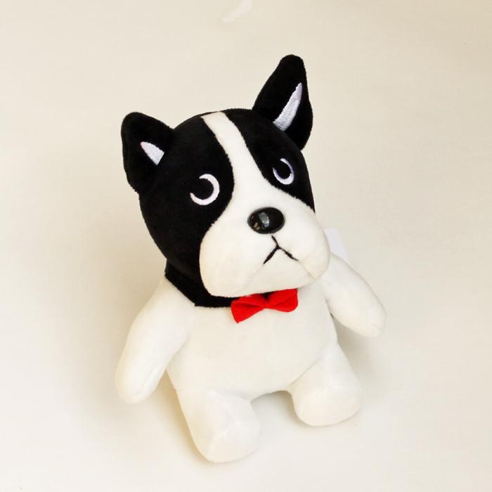 日本代購預購  滿600免運費 法國鬥牛犬 布雷頓 絨毛玩偶 公仔娃娃 S 809-632