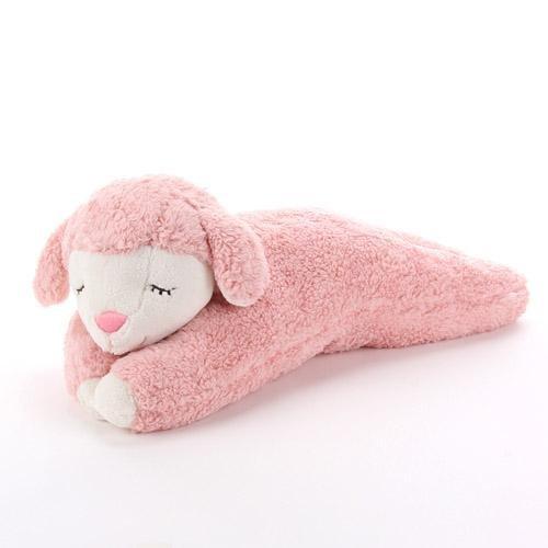 日本代購預購 羊年 睡睡羊 小綿羊 羊咩咩 蓬鬆舒適趴姿勢抱枕玩偶娃娃 60cm 876-63232