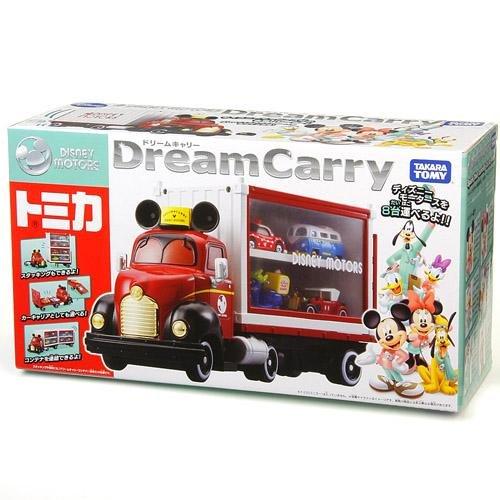 日本代購預購  迪士尼 Dream TOMICA 米奇造型 貨櫃車 聯結車 展示收藏小汽車 758-157