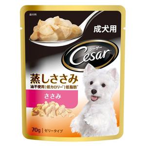 【恰恰】西莎蒸鮮包(犬用)70G*6