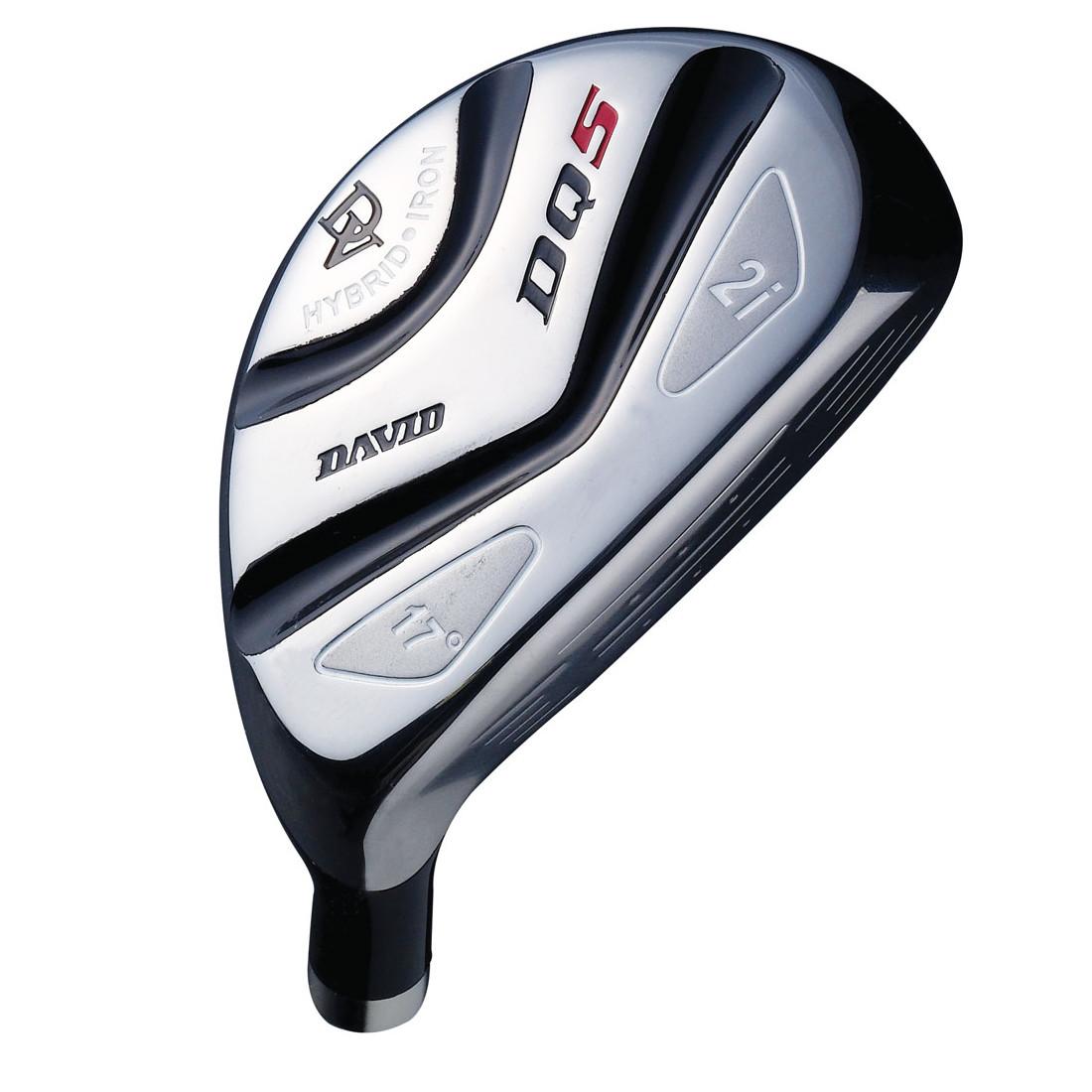 高爾夫球桿 DQ5 Hybrid鐵木桿-右打 (#2-17度/#3-20度/#4-23度/#5-26度)