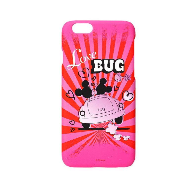 大田倉 日本進口正版iPhone6 米奇 Mickey米妮 Minnie 迪士尼 手機殼 硬殼 078767