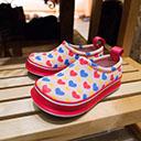 日本直入 Skippon機能鞋 美麗愛心
