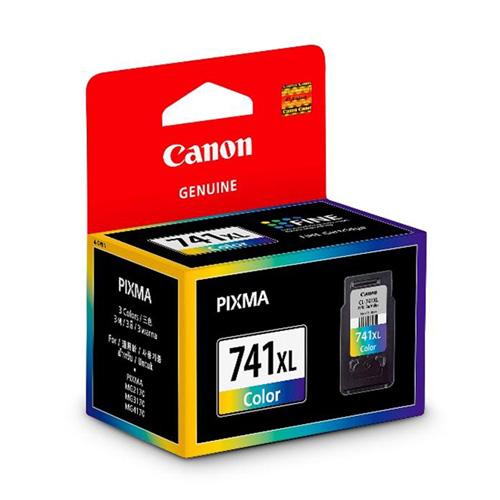 CANON CL-741XL 原廠彩色高容量墨水匣 適用 MG3570/MG3670/MX477