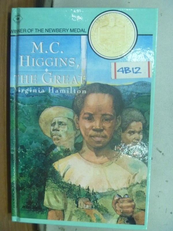 【書寶二手書T9/原文小說_HQO】M.C. Higgins, the Great_Virginia Hamilton