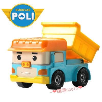 【曙嘻sooth】POLI 波力救援小英雄-合金車系列-唐普/ROBOCAR POLI 波力 救援小英雄/可愛造型