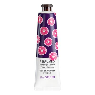 韓國 the SAEM Perfumed淡精華護手霜-櫻花-30ml Perfumed Hand Light Essence - Cherry Blossom 【辰湘國際】