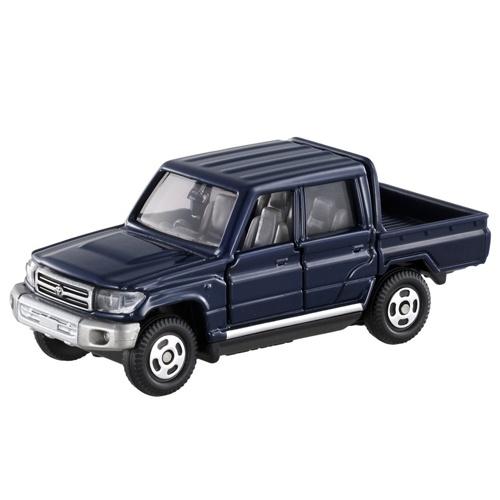 《 TOMICA 火柴盒小汽車 》TM103 豐田 LAND CRUISER