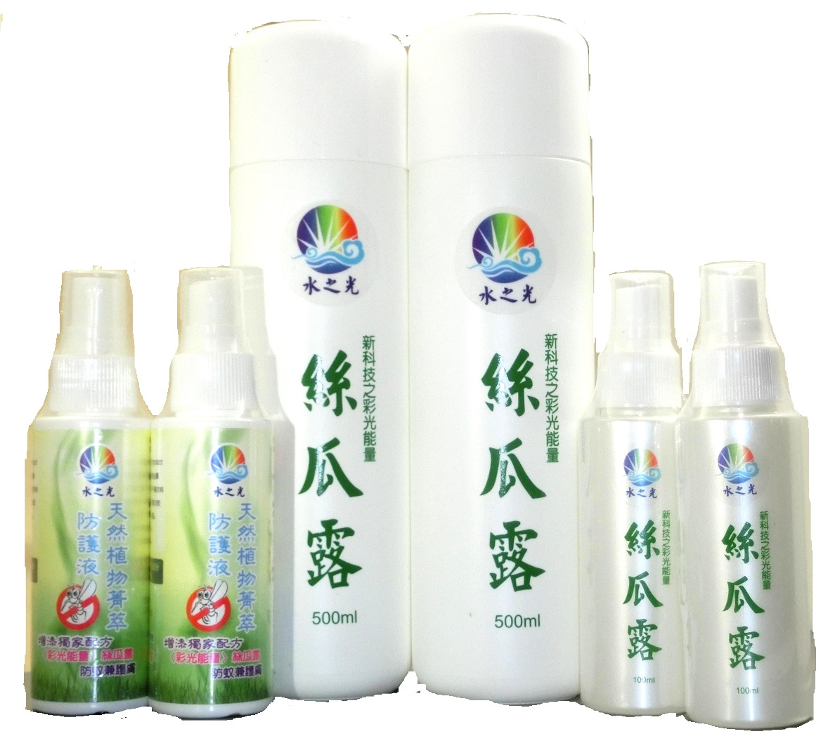 100%純天然絲瓜露 /100ml/500ml/無任何添加物/無農藥無化肥/水源無污染