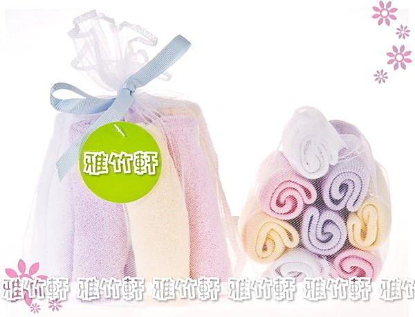 淇淇婦幼館【JH003】抗漲特惠商品,台灣品牌小方巾,厚度適中,包裝精美,一包8條裝