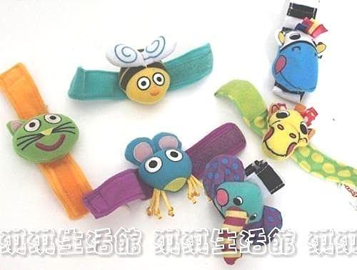 淇淇婦幼館【QQ226】可愛造型手腕帶,手腕鈴/腳踝鈴,搖鈴手環/腳環,搖鈴玩具