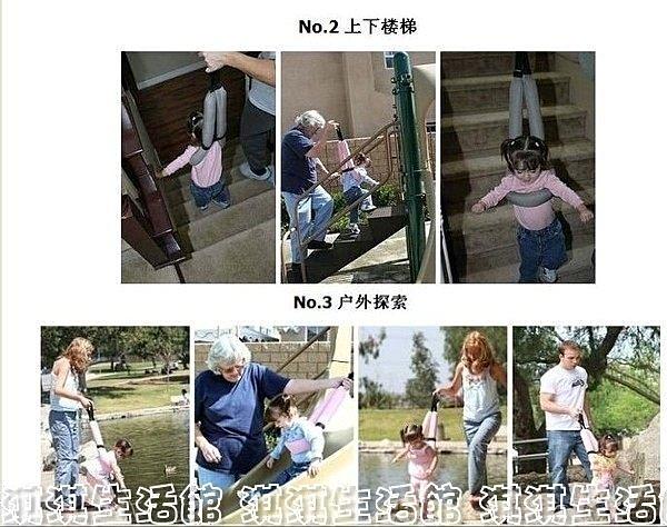 淇淇婦幼館【QQ083】多功能 輕鬆走 嬰幼兒童學步帶 學行帶 機車安全帶 (生活館)