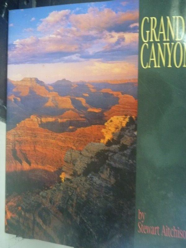 【書寶二手書T3/地理_ZEJ】Grand Canyon: Window of Time