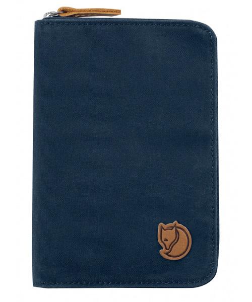 【鄉野情戶外用品店】Fjallraven |瑞典|  小狐狸護照包/護照夾 零錢包/24220 《綠色》