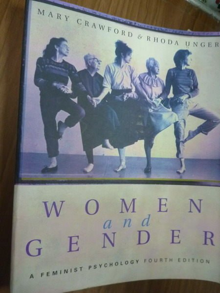 【書寶二手書T4/原文書_PFB】Women and Gender_Crawford