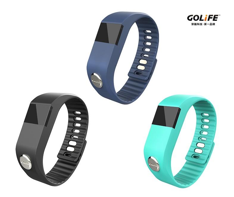 GOLiFE Care One 智慧健康手環