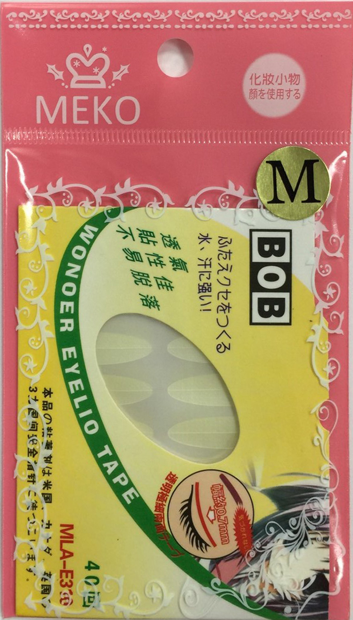 MEKO Malian雙眼皮專用膠條(M) G-008