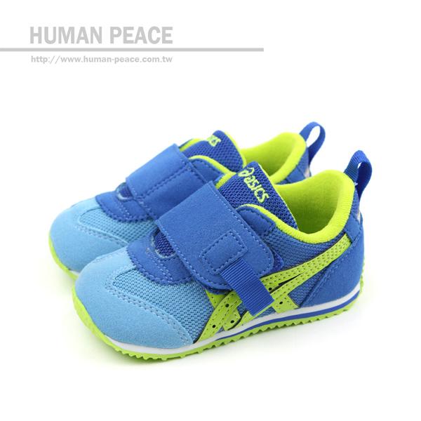 ASICS IDAHO BABY 休閒鞋 藍 小童 no177