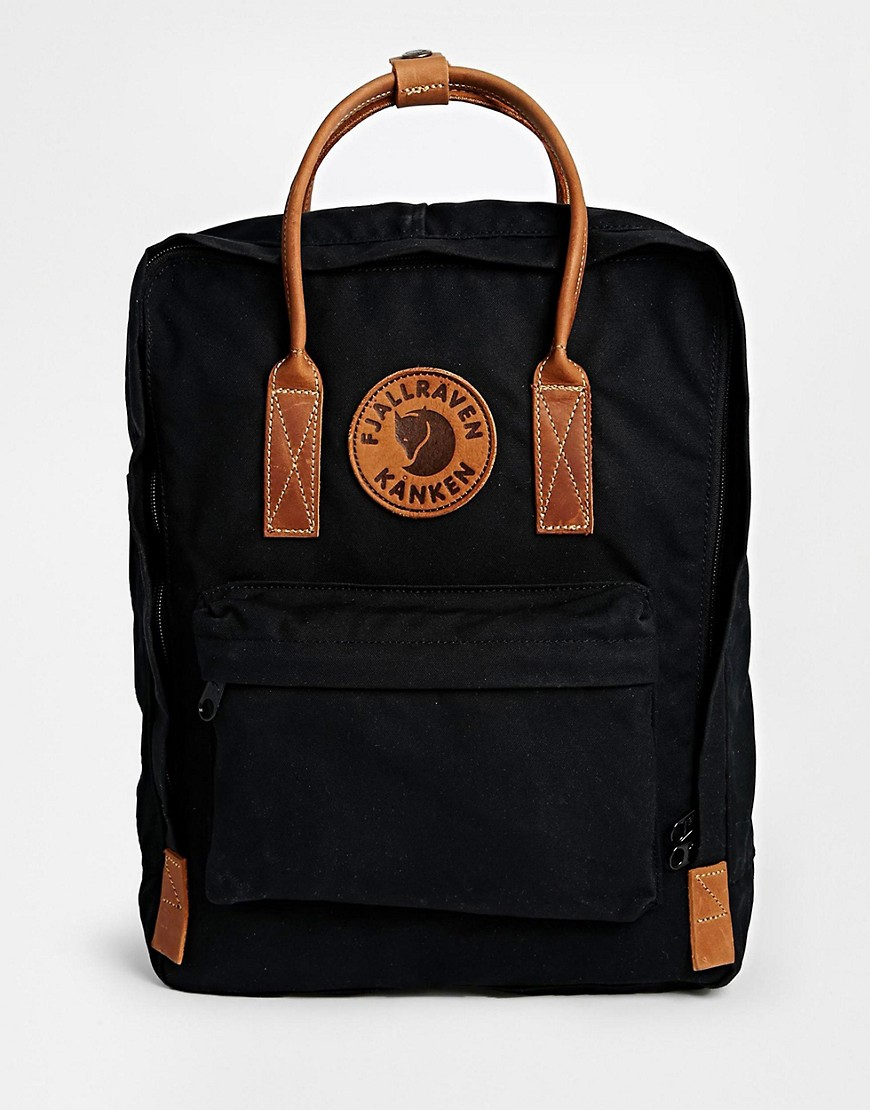 【米迪美國時尚小舖】Fjallraven Kanken NO.2 Classic 550 黑色