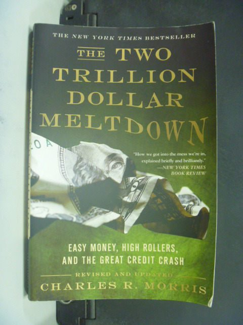 【書寶二手書T6/財經企管_GJN】The Two Trillion Dollar Meltdown