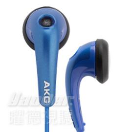 【曜德視聽】AKG Y15 藍色 半開放式 耳塞式耳機 K315升級版 ★免運★送收納盒★