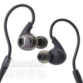 【曜德視聽】鐵三角 ATH-SPORT3 黑色 運動型耳機 防水 IPX5 ★免運★送收納盒★