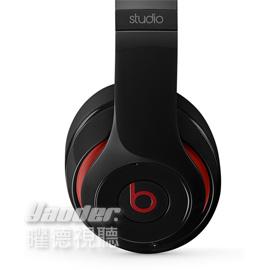 【曜德視聽】Beats Studio Wireless 黑色 藍芽無線 輕鬆抗噪 接聽通話 ★免運★送BeatsT恤★